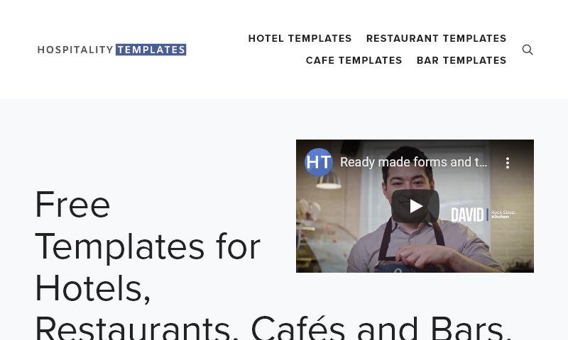 hospitalitytemplates.com