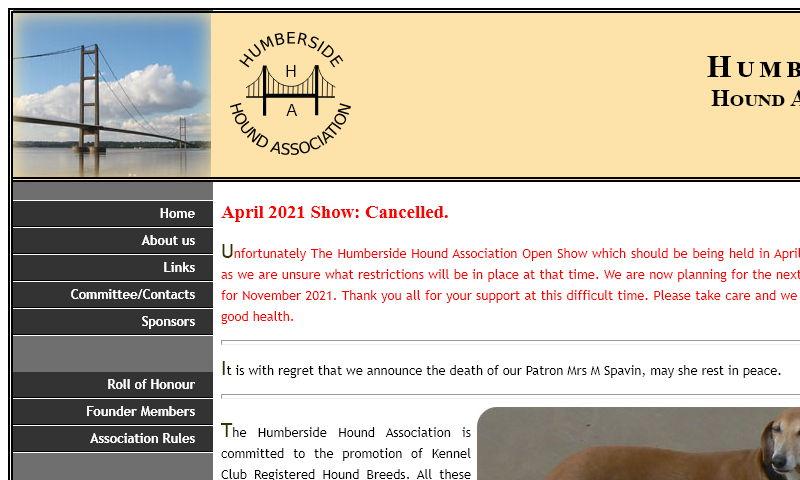 humbersidehounds.org.uk