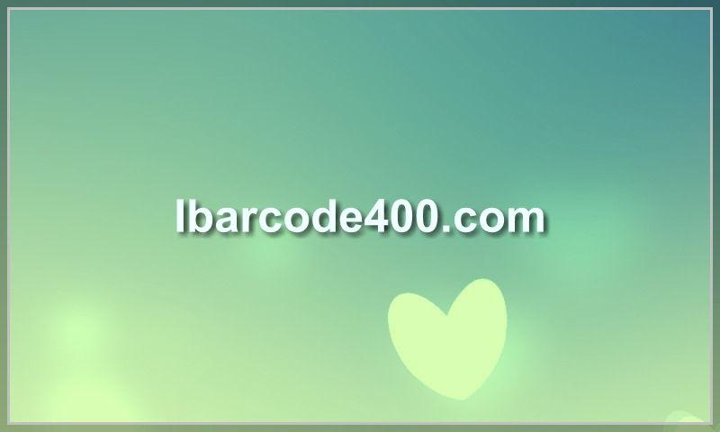 ibarcode400.com