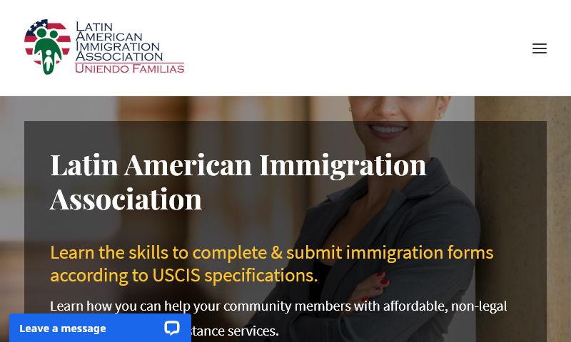 immigrationtraining.org