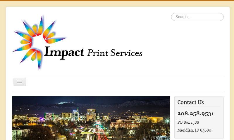 impactprintservices.com