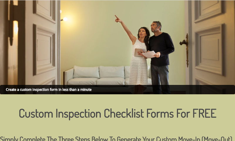 inspectionform.com