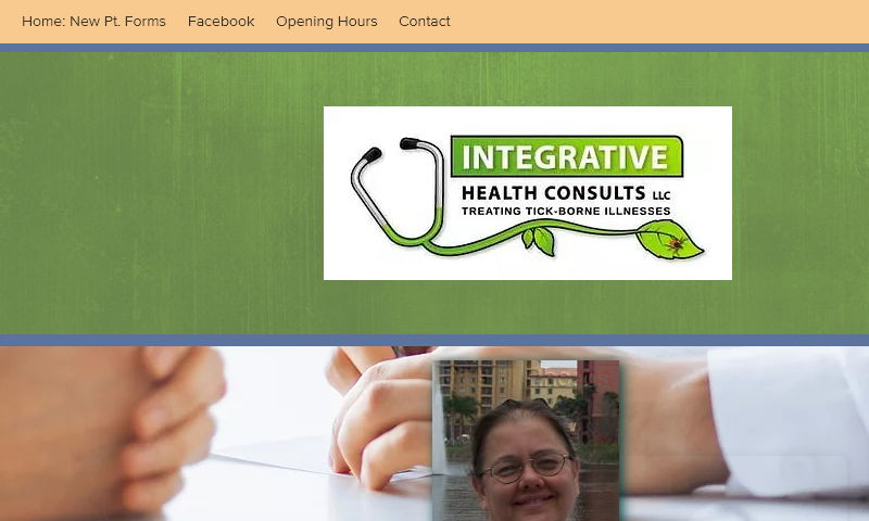 integrativehealthconsultsllc.com