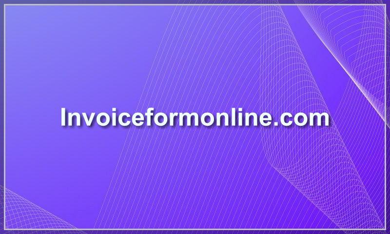invoiceformonline.com