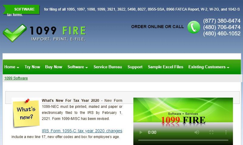 irsfire.com