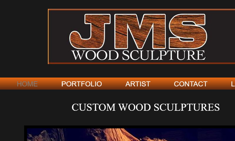 jmswoodsculpture.co