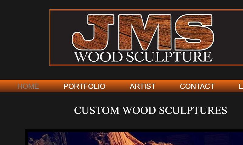 jmswoodsculpture.com