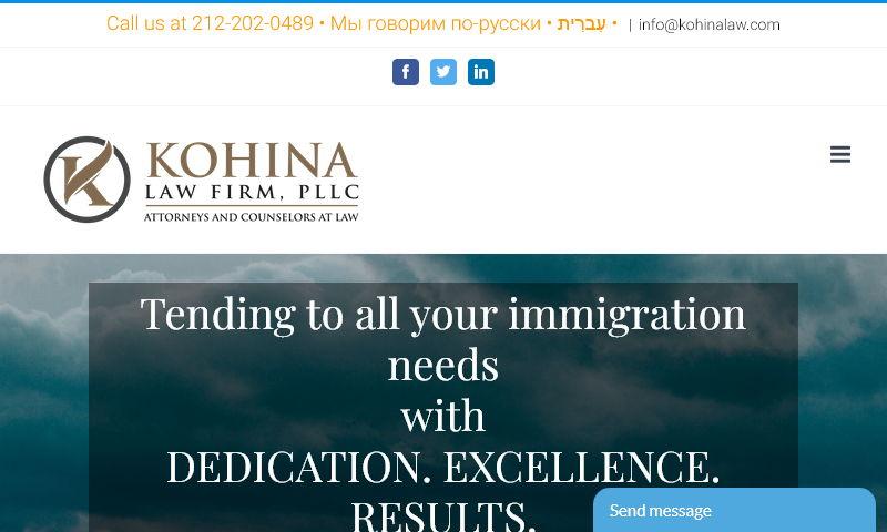 kohinalaw.com