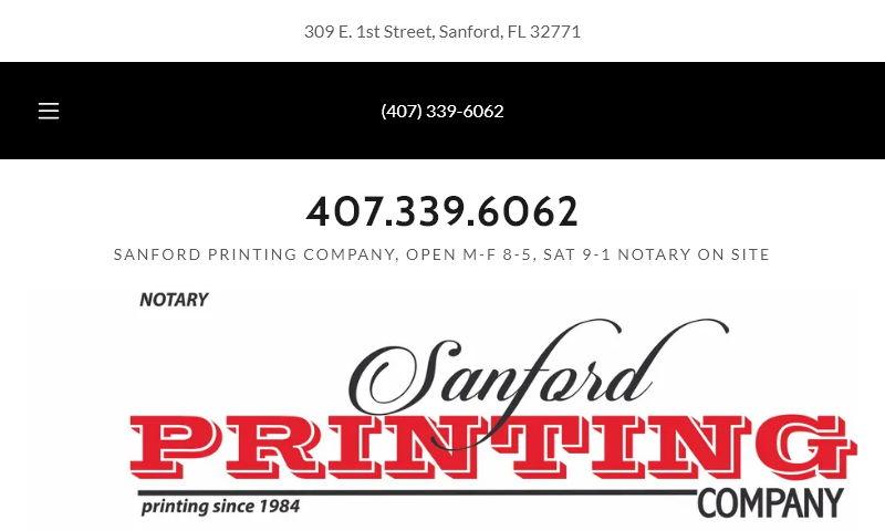 www.lakemaryprinting.com