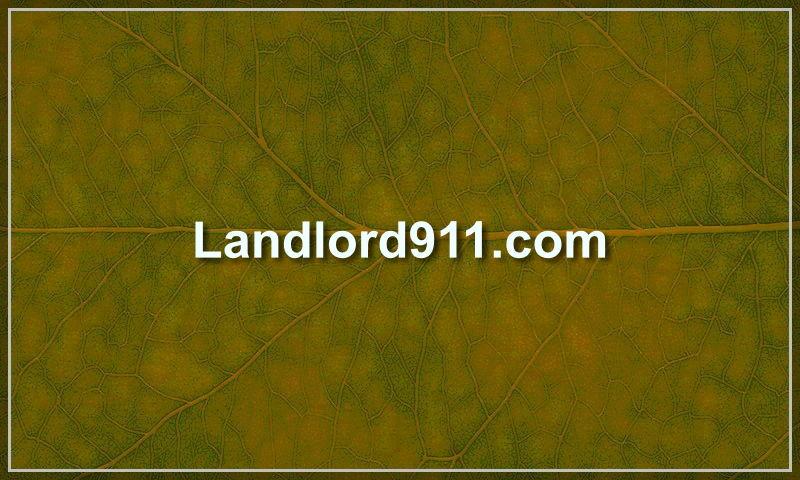landlord911.com