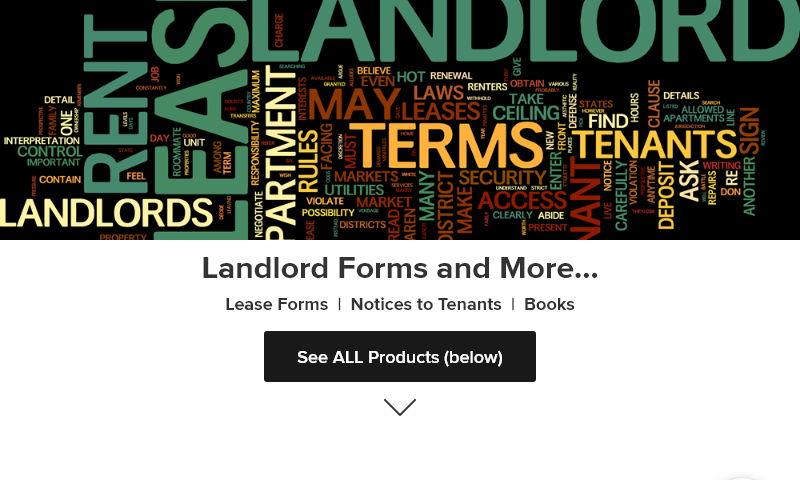 landlordformsandmore.com
