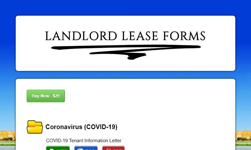 landlordleaseforms.com