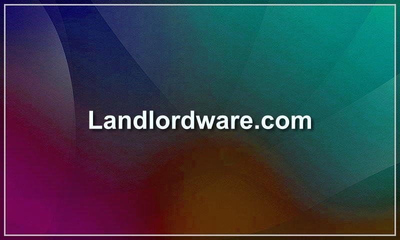 landlordware.com