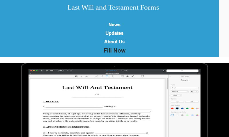 last-will-and-testament-forms.com