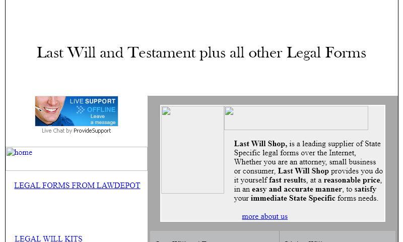 lastwilltestament.net