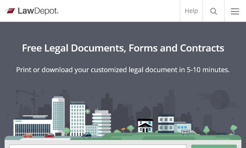law-depot.com