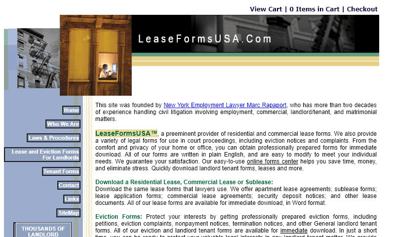 leaseformsusa.com