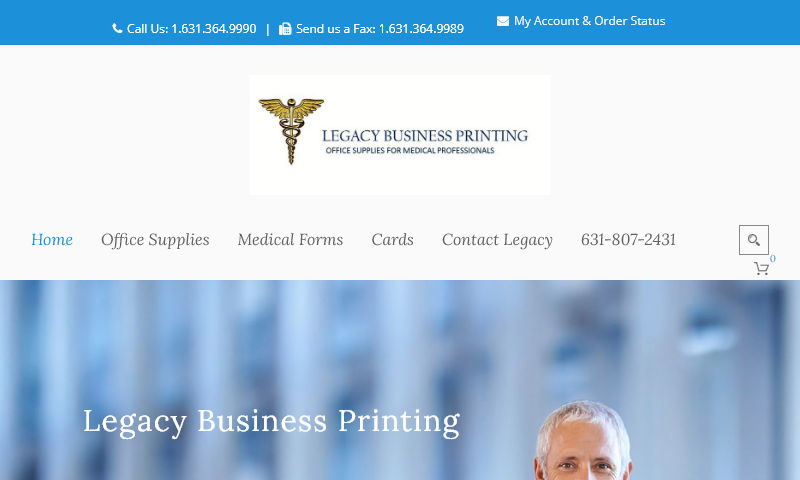 legacybusinessprinting.com
