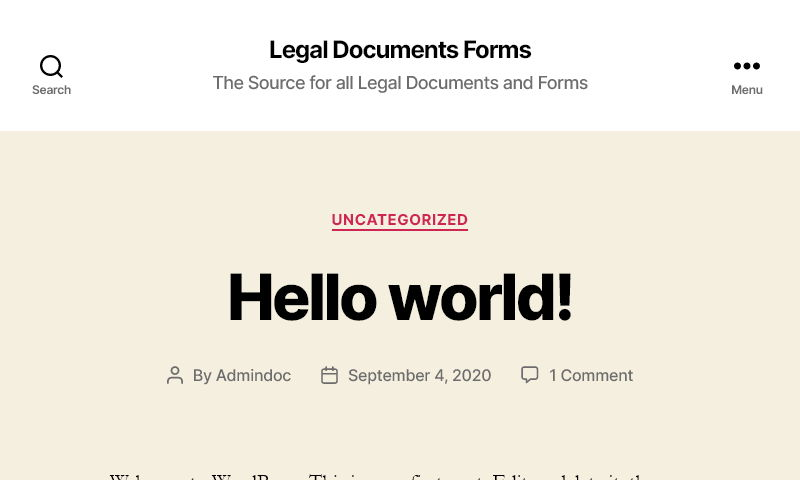 legaldocumentsforms.com