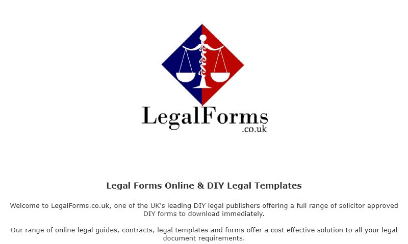 legalforms.co.uk