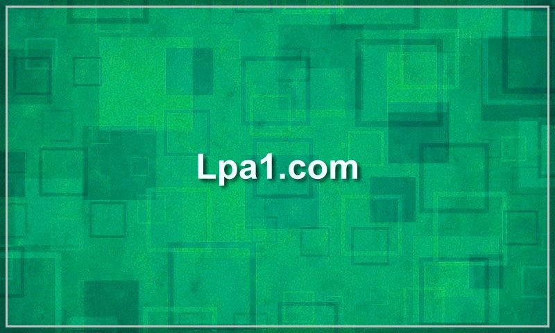 lpa1.com