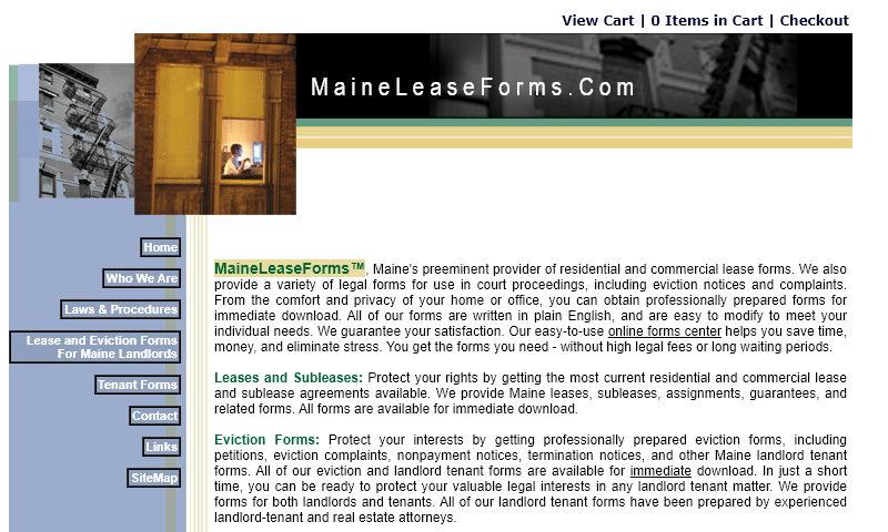 maineleaseforms.com