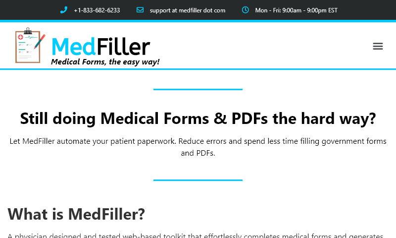 medfiller.com