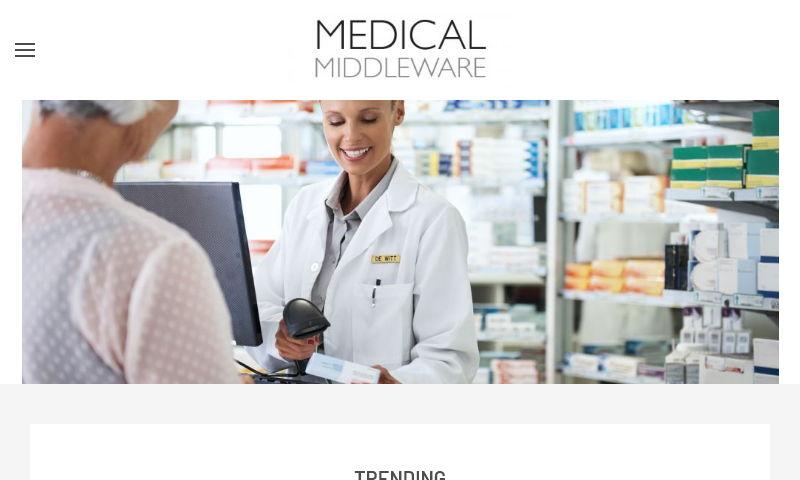 medicalmiddleware.com