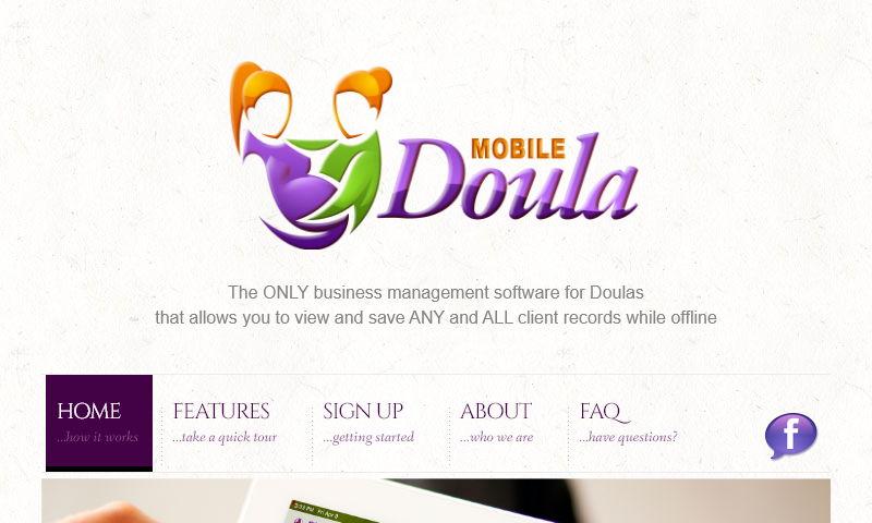 mobiledoula.com