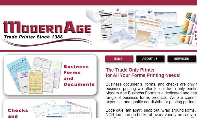 modernageprinting.com