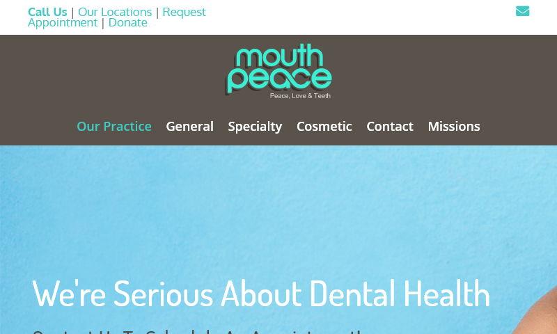 mouthpeaceinternational.org