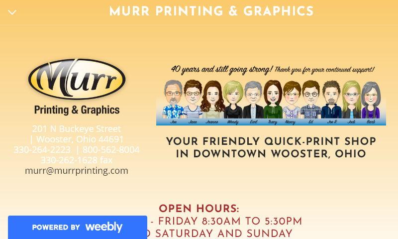 murrprinting.com