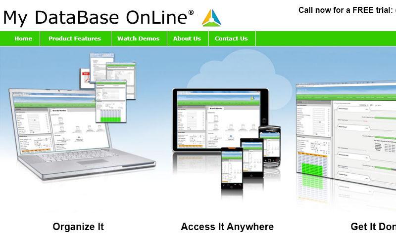 mydatabaseonline.com