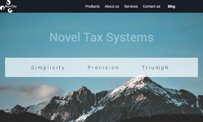novtax.com
