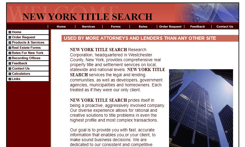 nytitlesearch.com