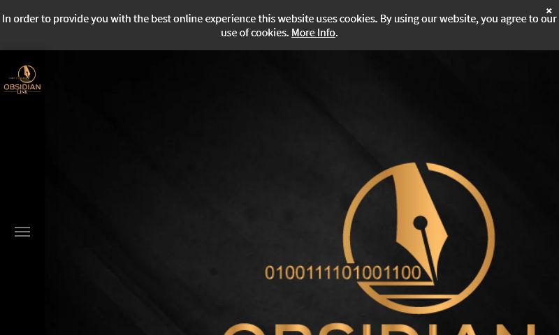 obsidianlink.com