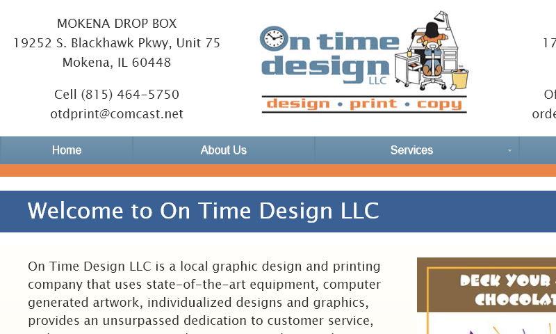 ontimedesign.com