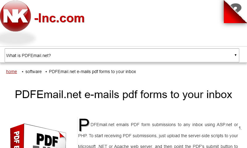 pdfemail.net