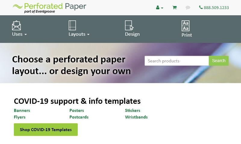 perferatedpaper.com