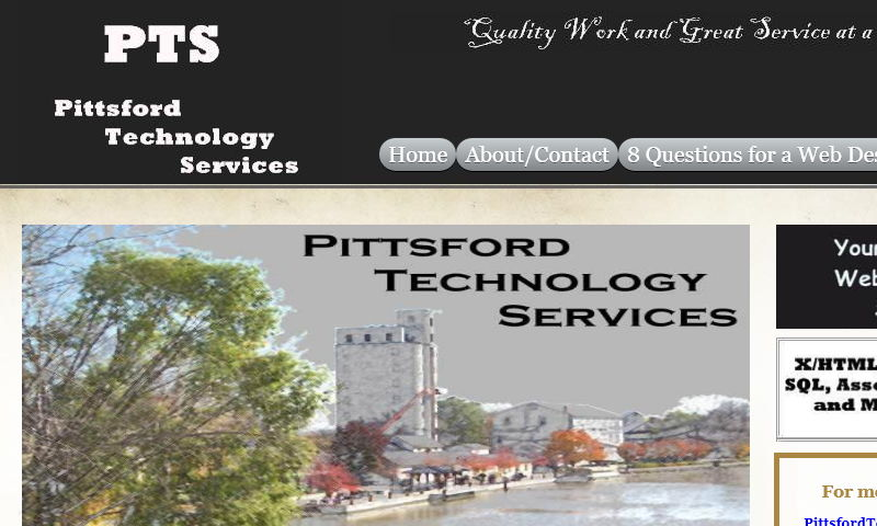 pittsfordtechnologyservices.com
