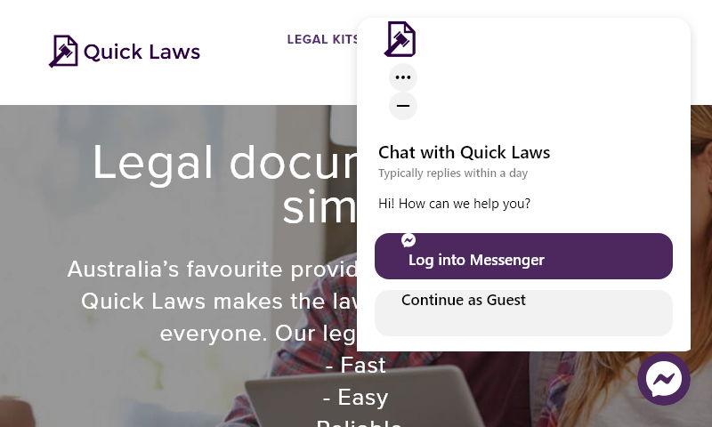 quicklaws.com.au