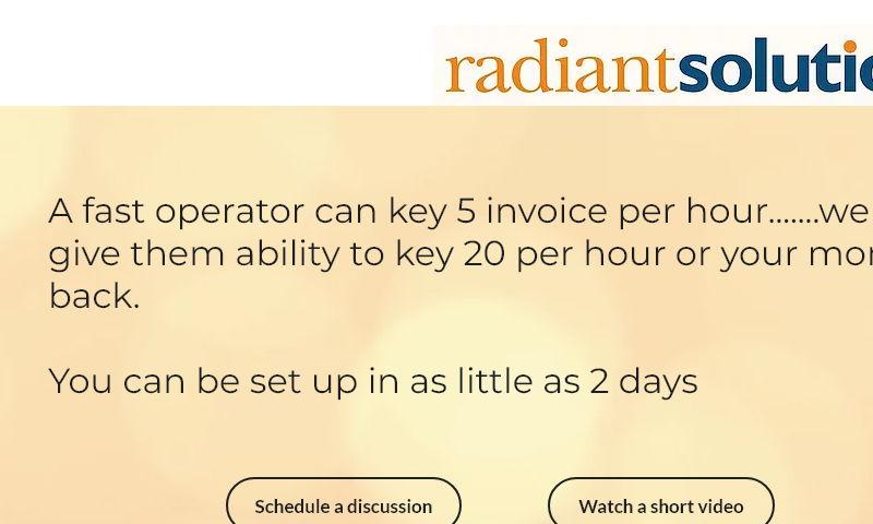 radiantsc.com
