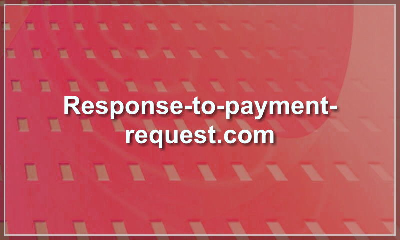 response-to-payment-request.com