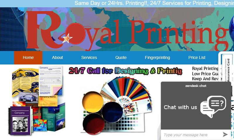 royalprinting123.com