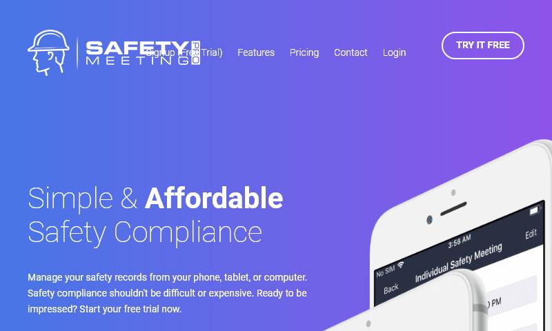 www.safetymeetingpro.com