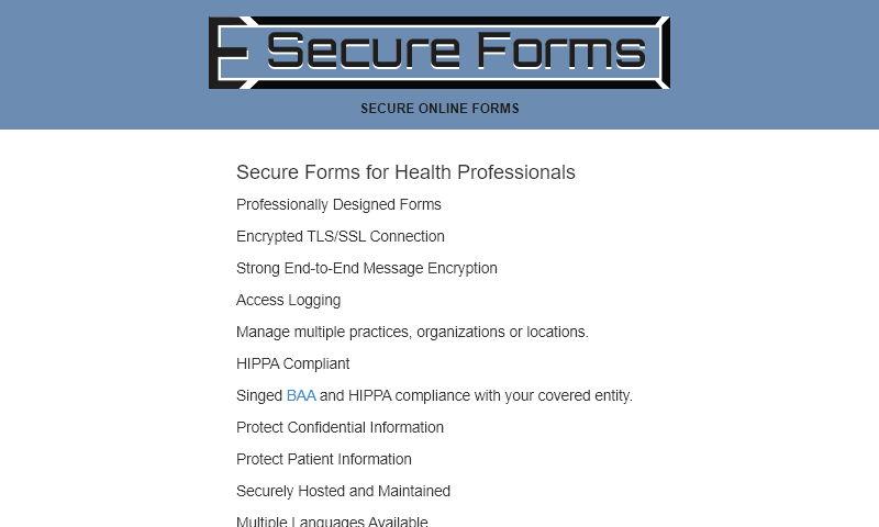 securemedicalformsonline.com