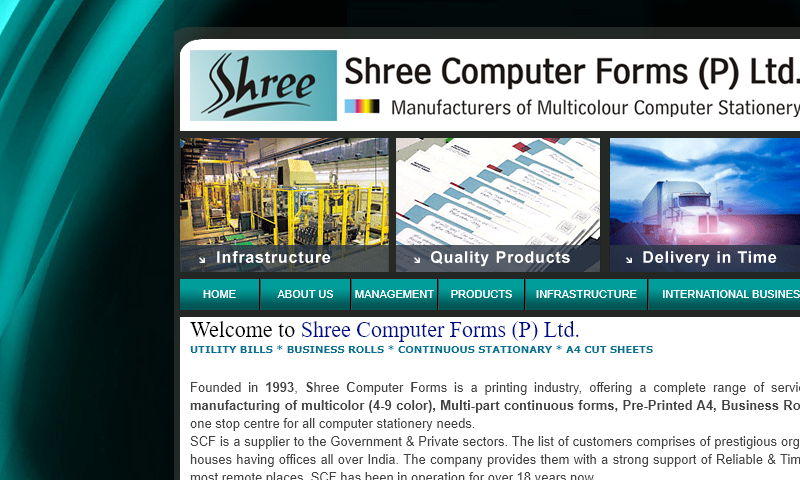 shreecomputerforms.com