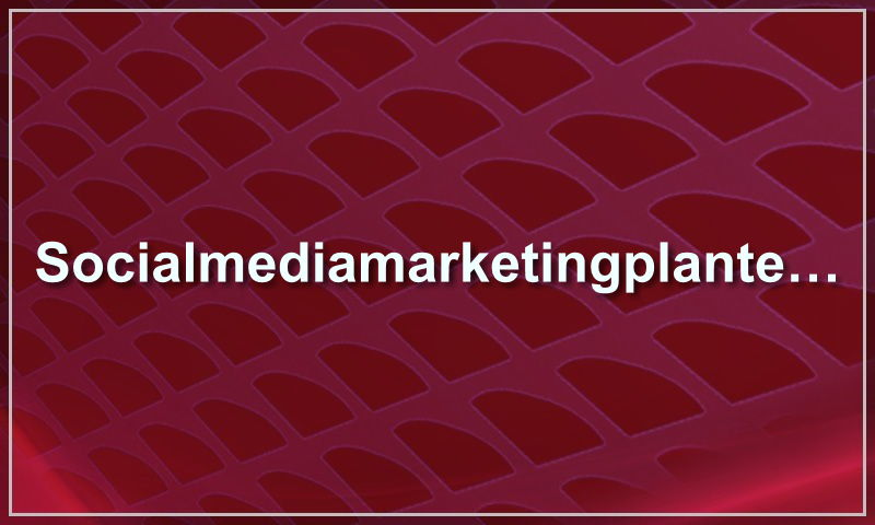 socialmediamarketingplantemplate.com