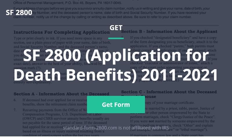 standard-form-2800.com