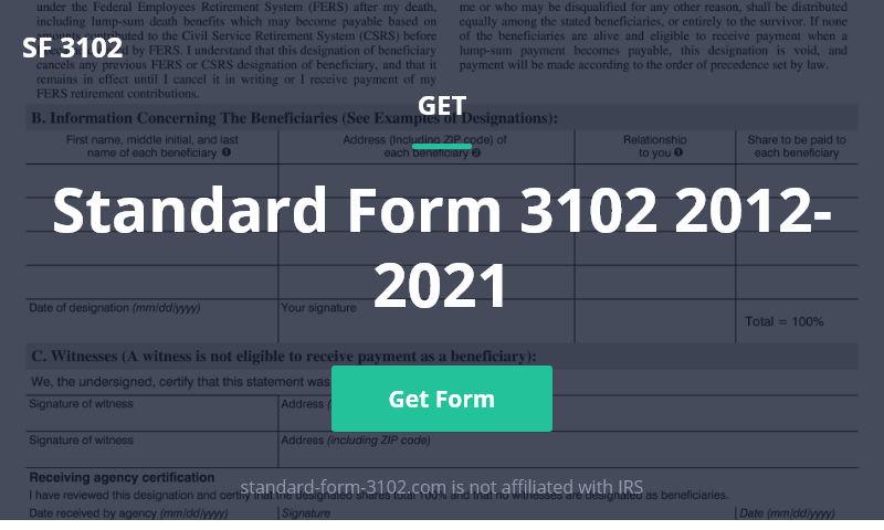 standard-form-3102.com